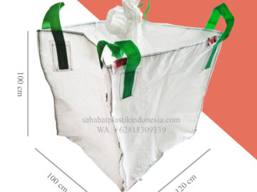 Jumbo Bag Bekas Hijau